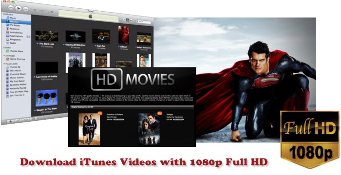 download movie from iTunes