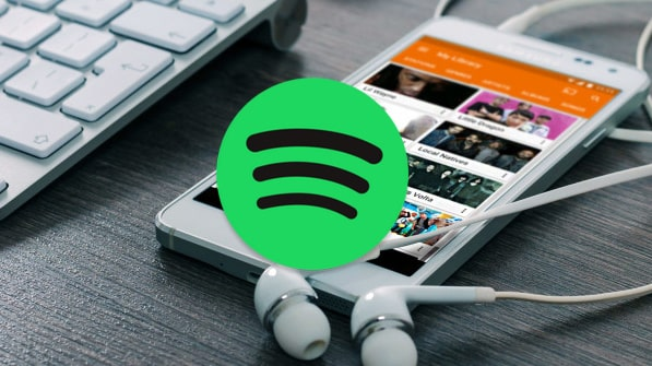 Play Music from Spotify on Android Music Player