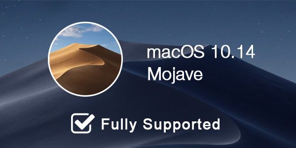 NoteBurner DRM Audio Tools Support macOS 10.14 Mojave