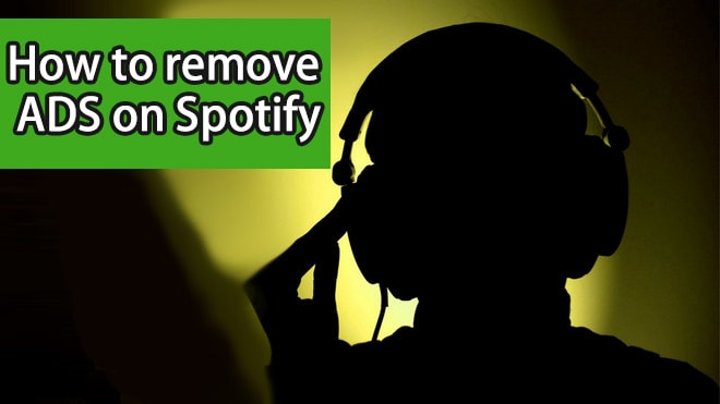 remove ads from spotify