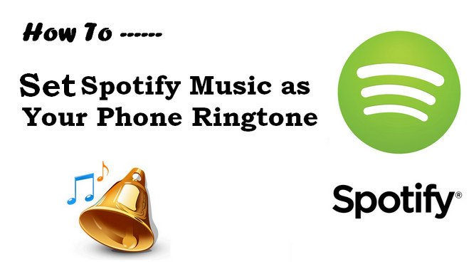 use spotify track as phone ringtone